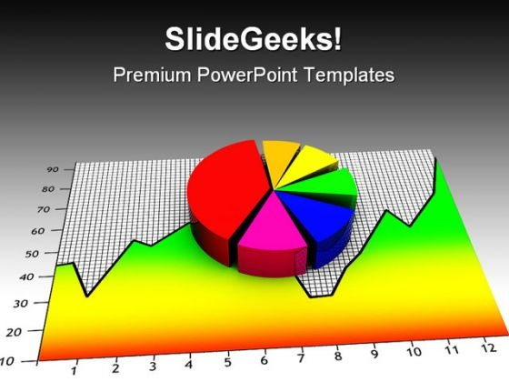 Business Graph Diagram Finance PowerPoint Themes And PowerPoint Slides 0411