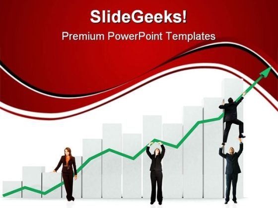 Business Growth01 Success PowerPoint Themes And PowerPoint Slides 0611