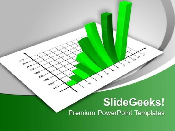 Business Growth Chart PowerPoint Templates Ppt Background For Slides 1112