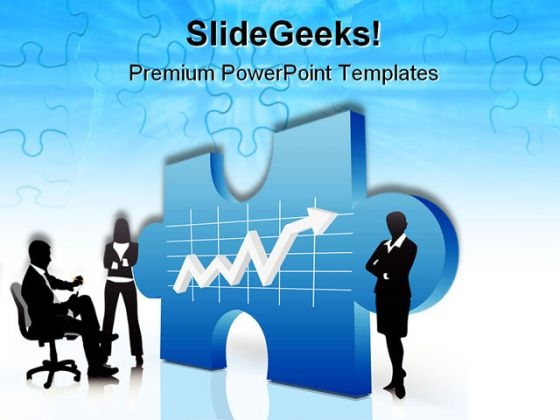 Business Growth People PowerPoint Templates And PowerPoint Backgrounds 0511