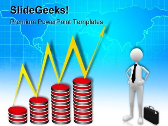 Business Growth Success Global PowerPoint Themes And PowerPoint Slides 0511