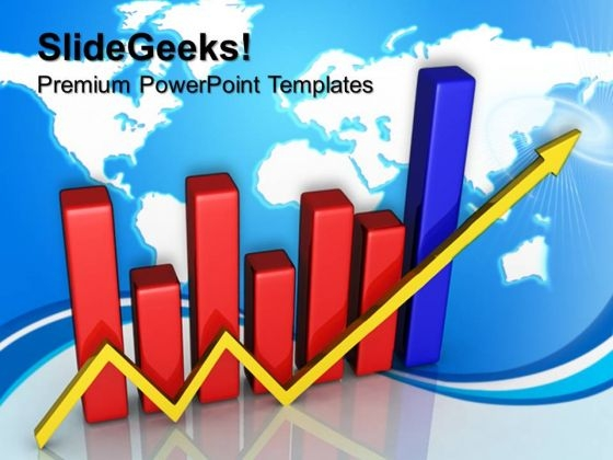 Business Growth Success PowerPoint Templates And PowerPoint Themes 0712