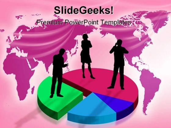 Business In The World Communication PowerPoint Themes And PowerPoint Slides 0511