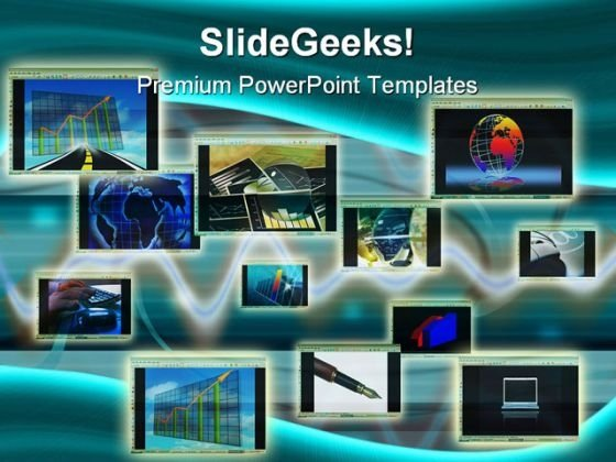 Business Information Internet PowerPoint Templates And PowerPoint Backgrounds 0511