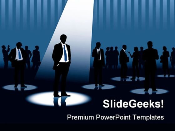 business leader01 leadership powerpoint templates and powerpoint, Modern powerpoint