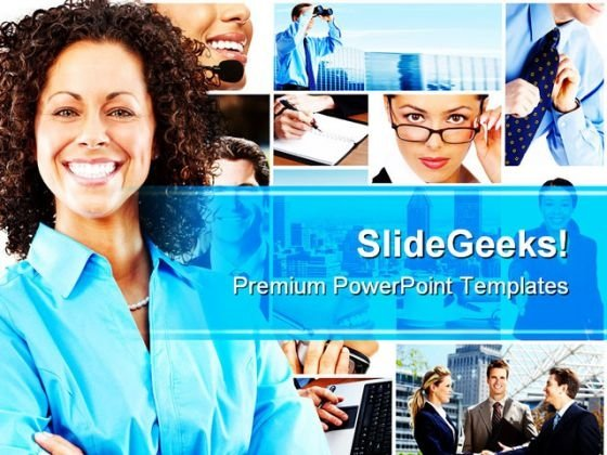 Business Leadership PowerPoint Templates And PowerPoint Backgrounds 0611