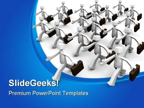 Business Leadership PowerPoint Templates And PowerPoint Backgrounds 0711