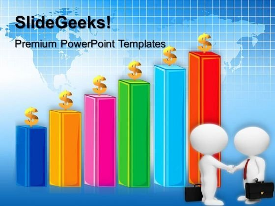 business meeting handshake powerpoint templates and powerpoint