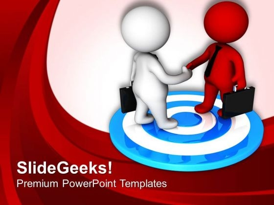 Business Meetings Are Important PowerPoint Templates Ppt Backgrounds For Slides 0513