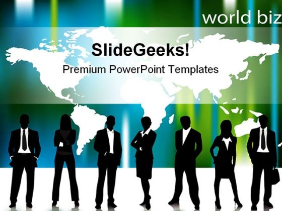 Business People01 Global PowerPoint Templates And PowerPoint Backgrounds 0511