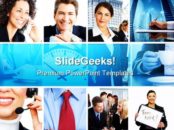Business People01 Success PowerPoint Themes And PowerPoint Slides 0811