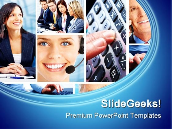 Business People PowerPoint Templates And PowerPoint Backgrounds 0411