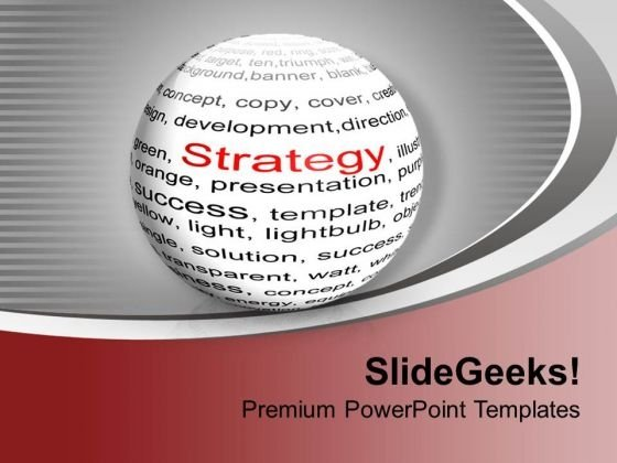 Business Strategy And Development Concept PowerPoint Templates Ppt Backgrounds For Slides 0313