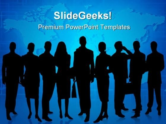 Business Team01 Global PowerPoint Themes And PowerPoint Slides 0711