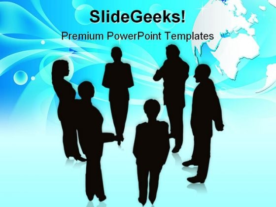 Business Team02 Global PowerPoint Themes And PowerPoint Slides 0711