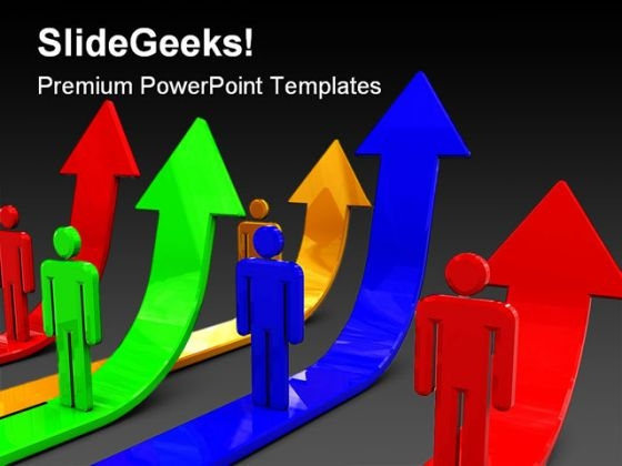 Business Teamwork01 Leadership PowerPoint Themes And PowerPoint Slides 0511