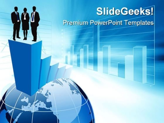 Business Winners Global PowerPoint Templates And PowerPoint Backgrounds 0511