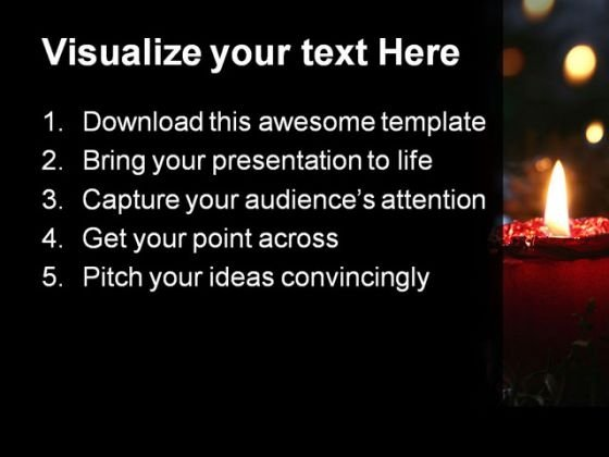 candle_lights_christmas_powerpoint_template_0610_text