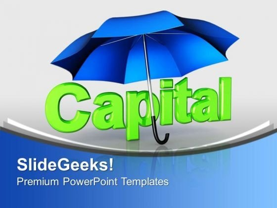 Capital Protected Finance PowerPoint Templates Ppt Background For Slides 1112