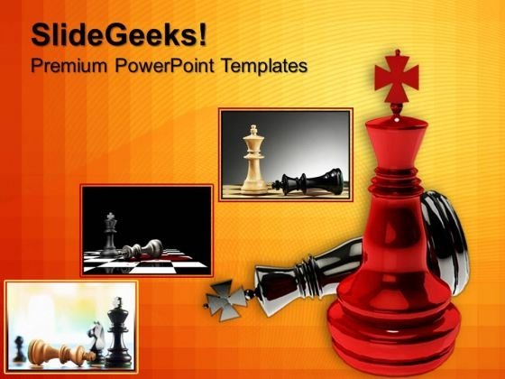 Capitulation Leadership PowerPoint Templates And PowerPoint Themes 0712