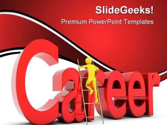 Career Business PowerPoint Themes And PowerPoint Slides 0511