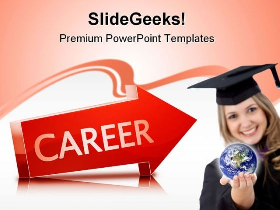 Career Future PowerPoint Themes And PowerPoint Slides 0811