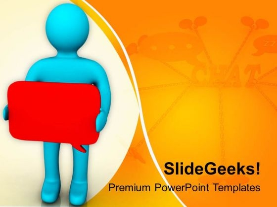 Carry Your Idea For Success PowerPoint Templates Ppt Backgrounds For Slides 0813