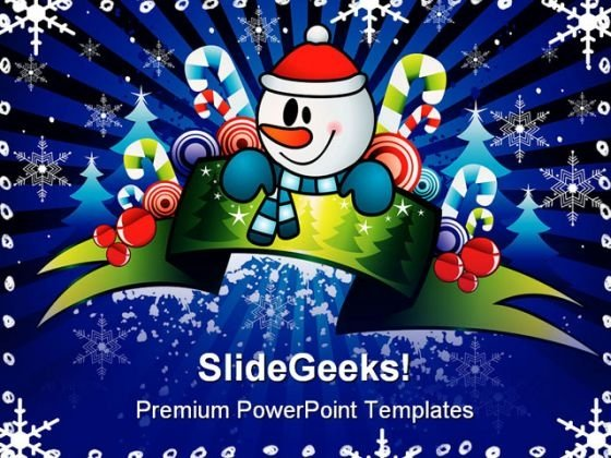 Christmas Powerpoint Templates, Slides And Graphics