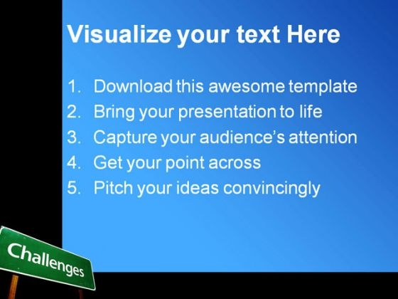 challenges_business_powerpoint_themes_and_powerpoint_slides_0711_text