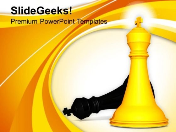 Challenging Game Strategy Business PowerPoint Templates Ppt Backgrounds For Slides 0113