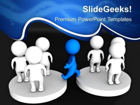 Change Management Teamwork PowerPoint Templates And PowerPoint Themes 1012