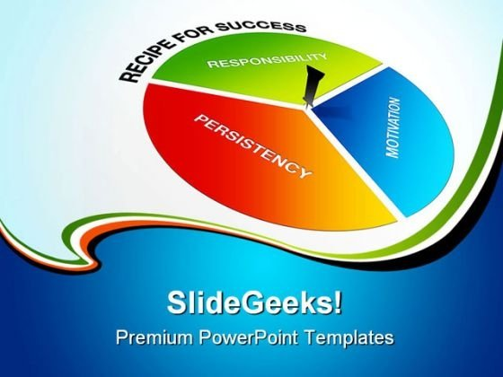 Chart For Success Business PowerPoint Themes And PowerPoint Slides 0411