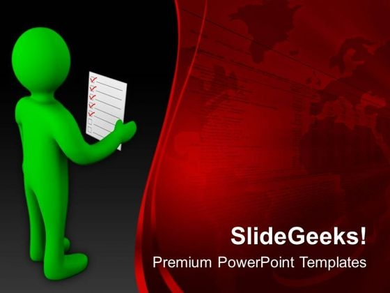 Check Your Business Documents For Improvement PowerPoint Templates Ppt Backgrounds For Slides 0713