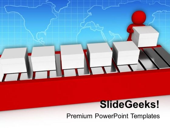 Checking Of Boxes 3d Image PowerPoint Templates Ppt Backgrounds For Slides 0813