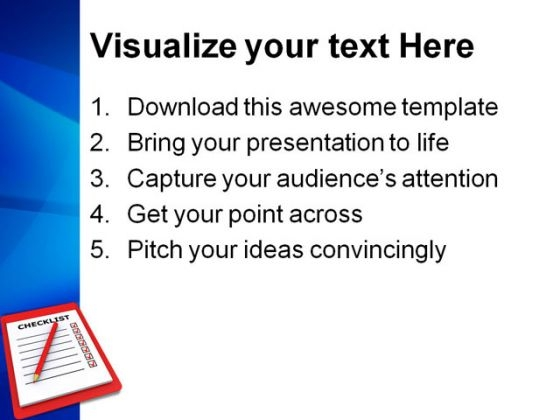 checklist_business_powerpoint_themes_and_powerpoint_slides_0411_print