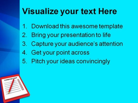 checklist_business_powerpoint_themes_and_powerpoint_slides_0411_text