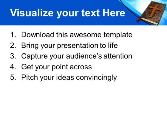 christianity powerpoint templates