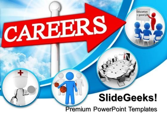 Choose Career Future PowerPoint Templates And PowerPoint Themes 0612
