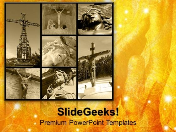 Christianity Church PowerPoint Templates And PowerPoint Themes 0912