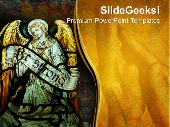 Christianity PowerPoint Templates And PowerPoint Themes 0712