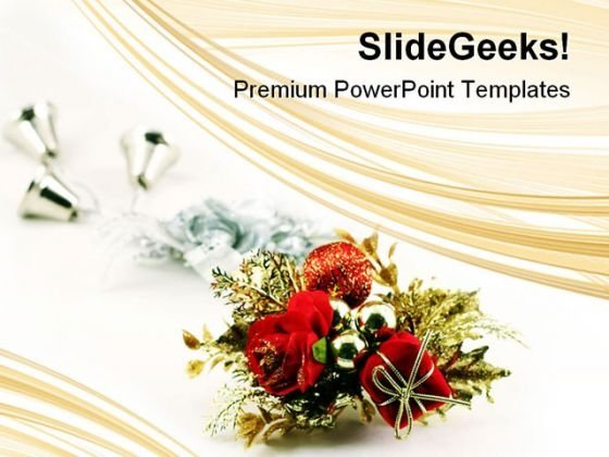 Christmas01 Festival PowerPoint Themes And PowerPoint Slides 0511