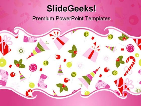 Christmas Abstract PowerPoint Themes And PowerPoint Slides 0511