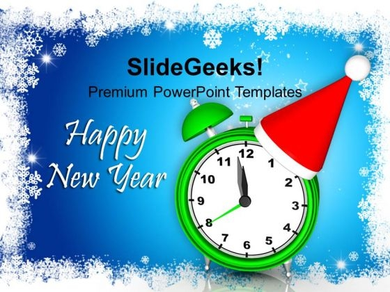 Christmas And New Year Concept PowerPoint Templates Ppt Backgrounds For Slides 1112
