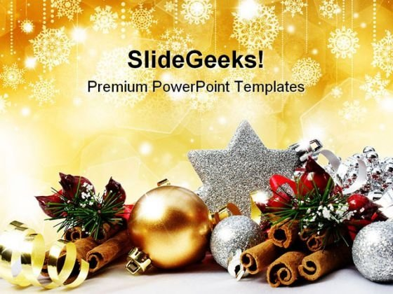 Christmas Background Holidays PowerPoint Templates And PowerPoint Backgrounds 0211