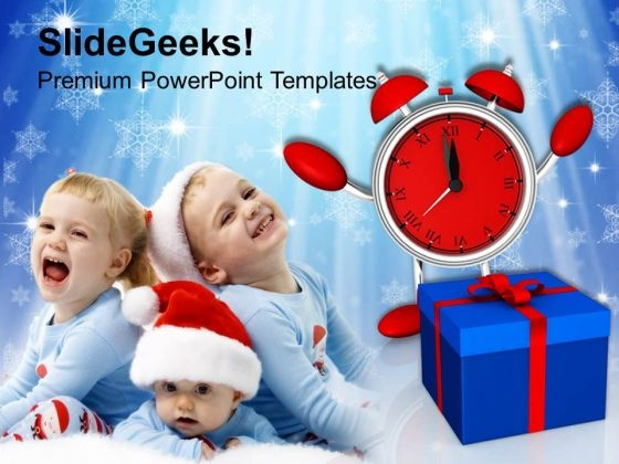 Christmas Celebration Time Holidays PowerPoint Templates Ppt Backgrounds For Slides 1112