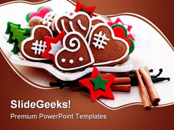 cinnamon powerpoint templates, slides and graphics, Presentation templates