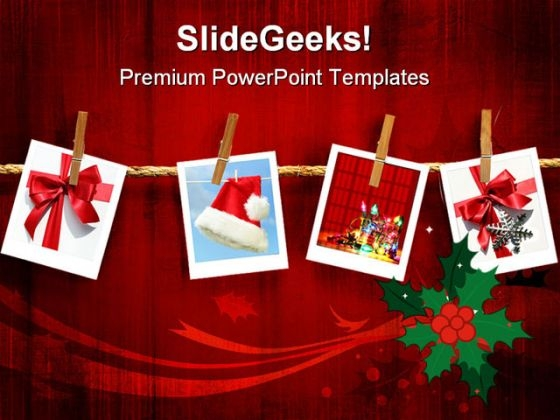 Christmas Photos Background PowerPoint Templates And PowerPoint Backgrounds 0711