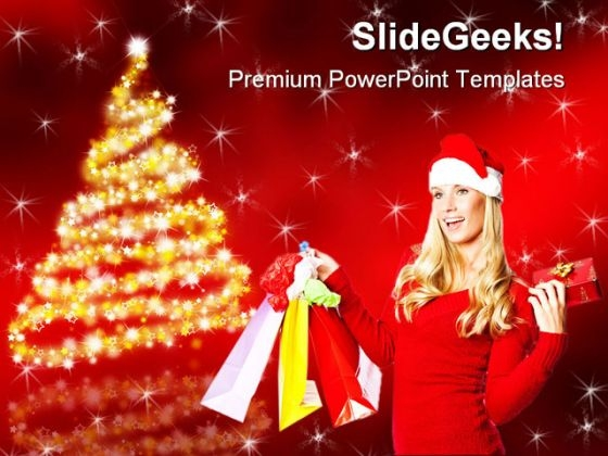 christmas_shopping_holidays_powerpoint_template_1010_title