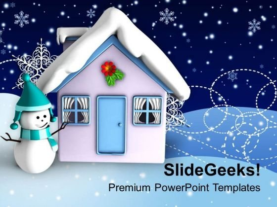 Christmas Theme Holidays PowerPoint Templates Ppt Backgrounds For Slides 1112
