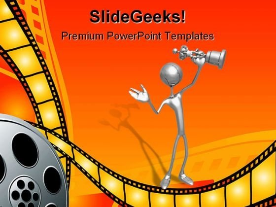Cinema Entertainment Template 1010